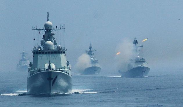 Güney Çin Denizi'nde yükselen tansiyon