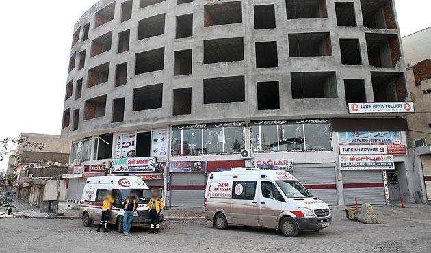 Şırnak valisi: Ambulans gönderdik, gelen olmadı