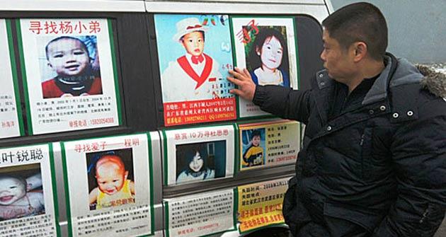 Çocuk kaçakçısı Çinli'ye idam