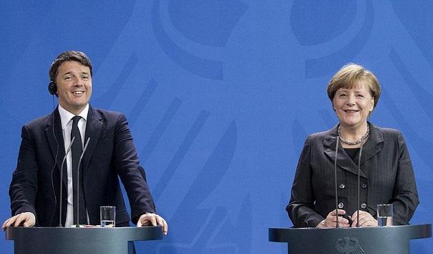 Merkel: Türkiye sığınmacıların çalışma koşullarını iyileştirdi