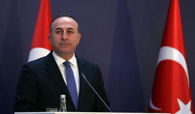 Çavuşoğlu'ndan Salih Müslim açıklaması