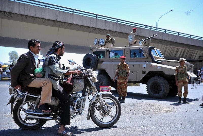Yemen'de motosiklet kullanımına yasak