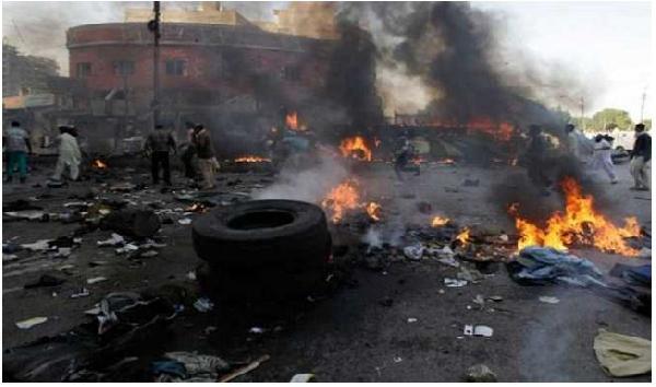 Nijerya'da çocuk intihar bombacısı: 20 ölü