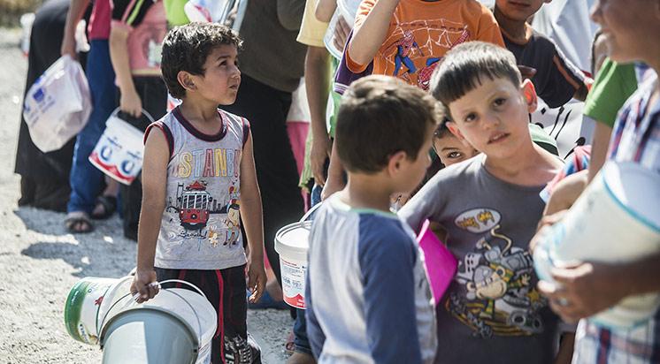 53 bin Suriyeli çocuk ana-babasız