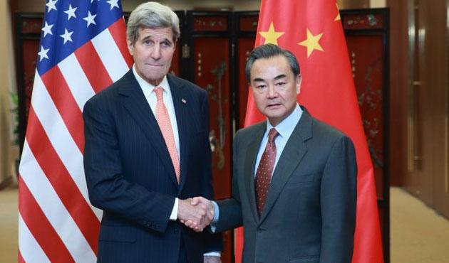 John Kerry'nin Doğu gezisi