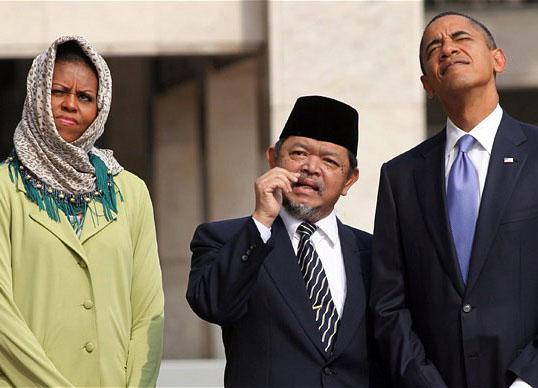 ABD'li Müslümanlar Obama'nın cami ziyaretinden memnun