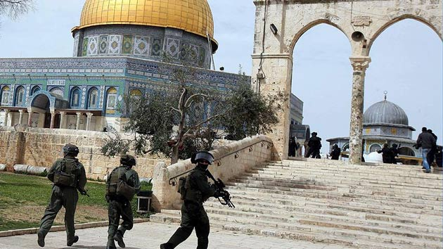 İsrail Kudüs'te güvenlik önlemlerini artırıyor