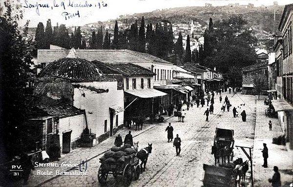 Eski İzmir'den bir hatıra