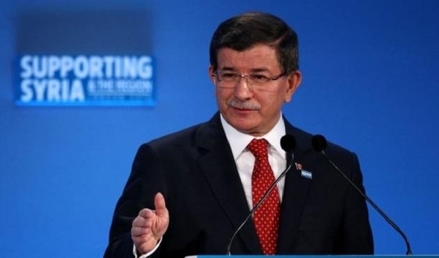 Davutoğlu, Halep-Türkiye hattının kapandığını doğruladı