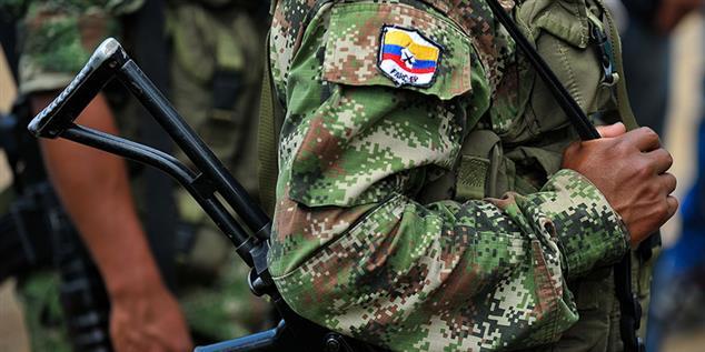 ABD'den Kolombiya barış sürecine destek