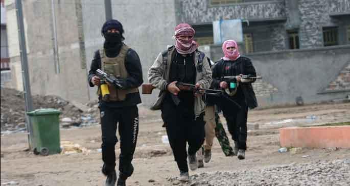 Şii milisler Samarra'yı IŞİD'ten geri aldı