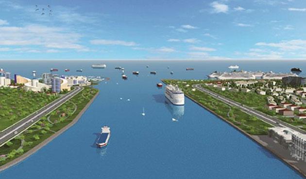 Kanal İstanbul'da güzergah değişiyor
