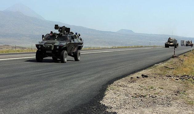 Genelkurmay: Sur'da bir asker şehit
