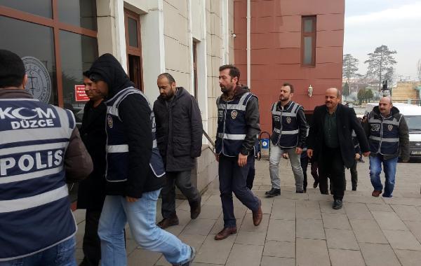 Usulsüz dinleme operasyonunda 6 kişi tutuklandı