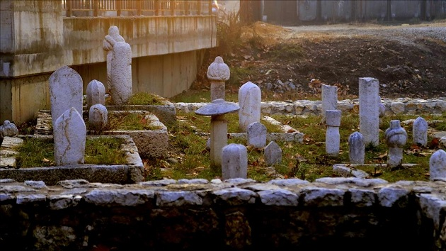 Macaristan'da Osmanlı mezarlığı bulundu