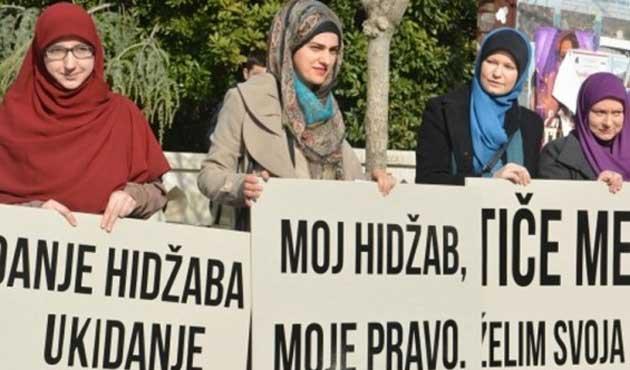 Bosna Hersek'teki başörtüsü yasağı ne ifade ediyor?