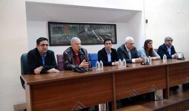 HDP-DBP heyetine Cizre'ye giriş izni verilmedi