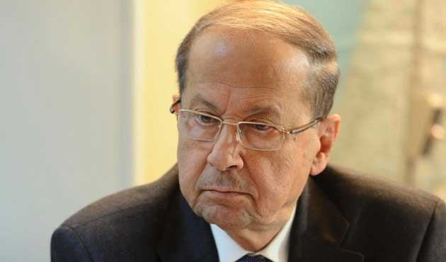 Lübnan lideri Hizbullah'a kefil oldu