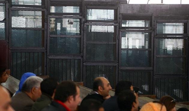 Mısır'da 8 İhvan üyesine idam