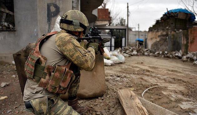 Cizre'de sekiz PKK'lı etkisiz hale getirildi