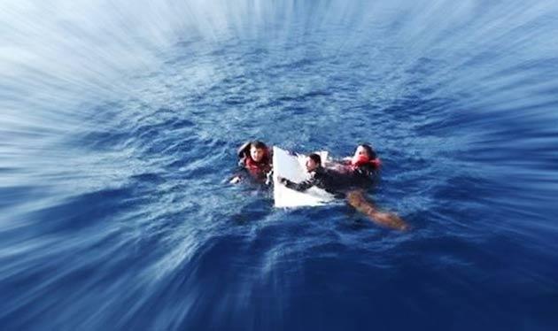 Ege Denizi'ndeki yasa dışı geçişler