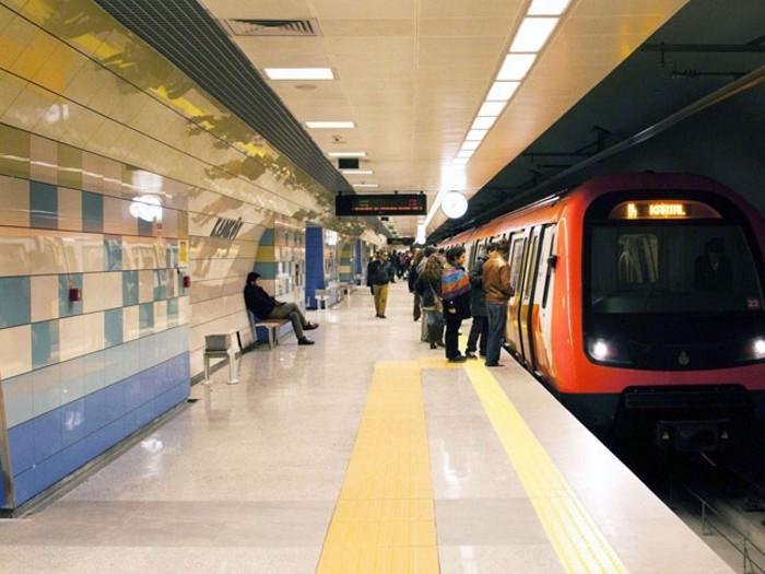 Yenikapı-Osmanbey metro seferleri durduruldu