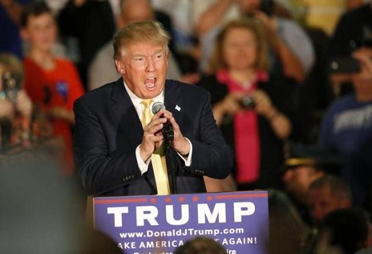 Trump'tan Amerikan askerlerine 'hırsızlık' iması
