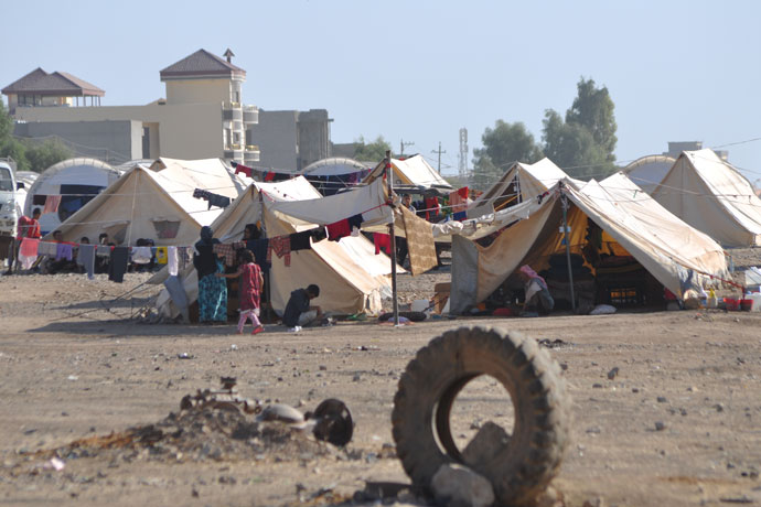 Dünya Sağlık Örgütü'nden Irak'a yardım yolda