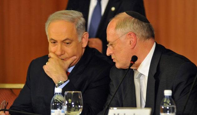 Erdoğan'la görüşmeden çıktı, Netanyahu'ya koştu