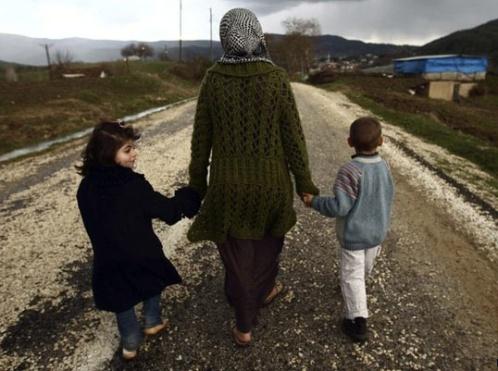 Almanya'da mülteci kadınlara tecavüz iddiası