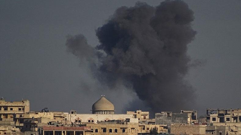 Halep'te 10 günde 500 kişi öldü