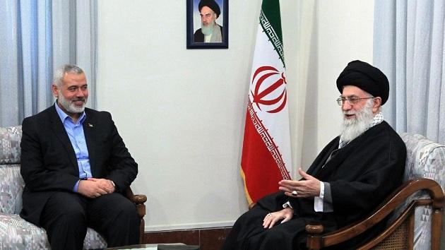 Hamas heyetinden Tahran ziyareti