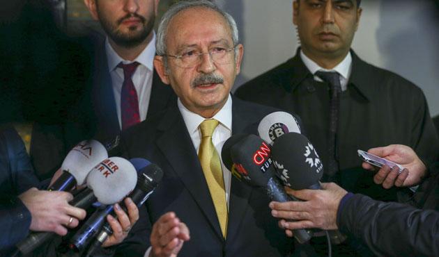 CHP, HDP'ye AYM için imza desteği vermeyecek