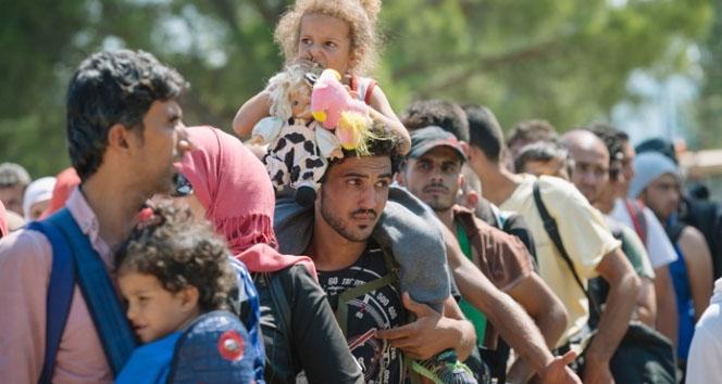 Almanya'da 130 bin mülteci kayıp!