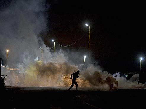 Fransa'da sığınmacılara her gece ırkçı saldırı
