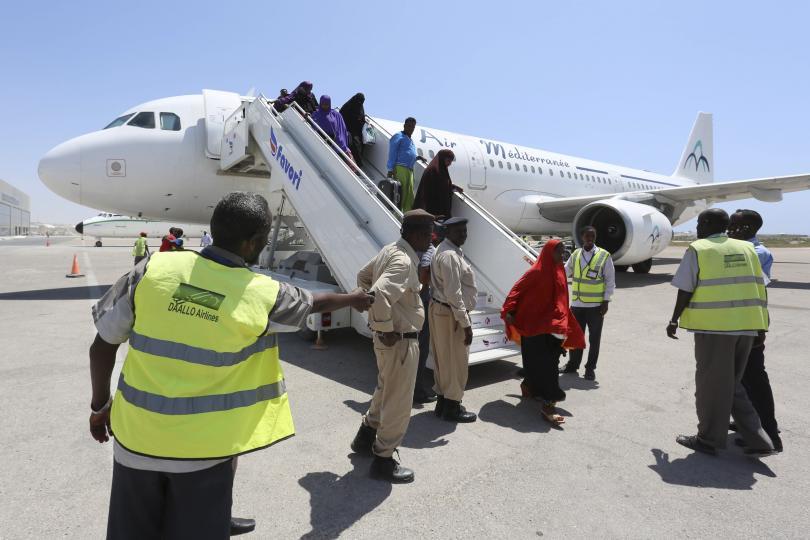 Somali'deki uçak saldırısında hedef Türk NATO askeri