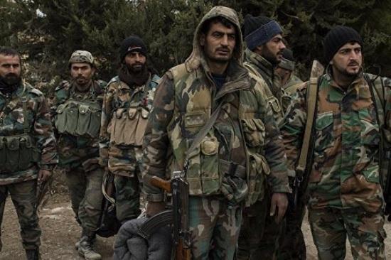 25 Suriye askeri domuz gribinden öldü