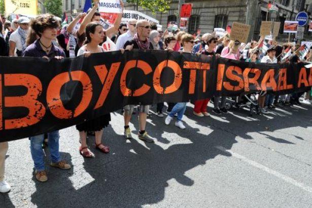 Avusturya'da 'İsrail'e boykot' çağrısı