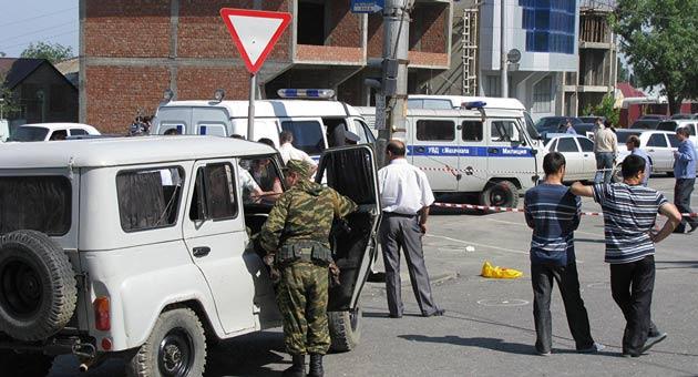 Dağıstan'daki operasyonda üç direnişçi öldü