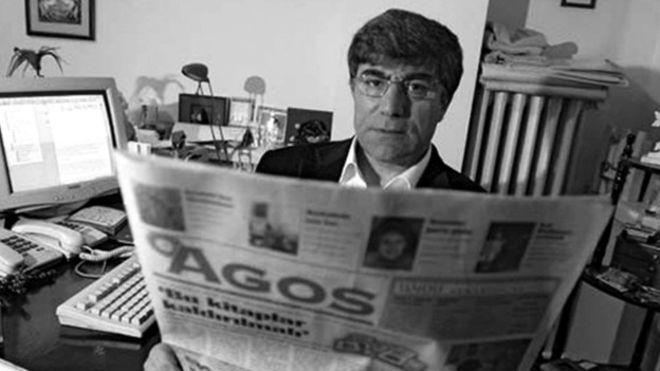 Hrant Dink için ilk duruşma 19 Nisan'da