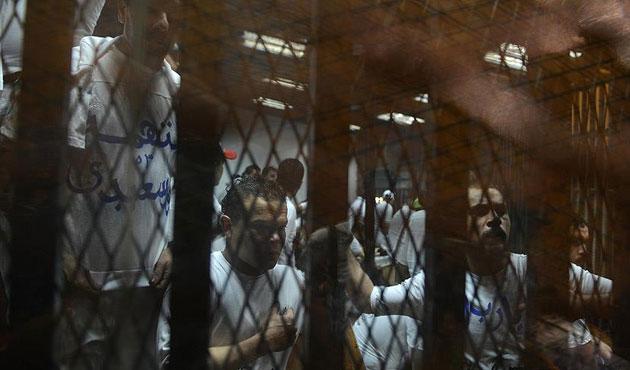 Mısır'da öldüren sessizlik