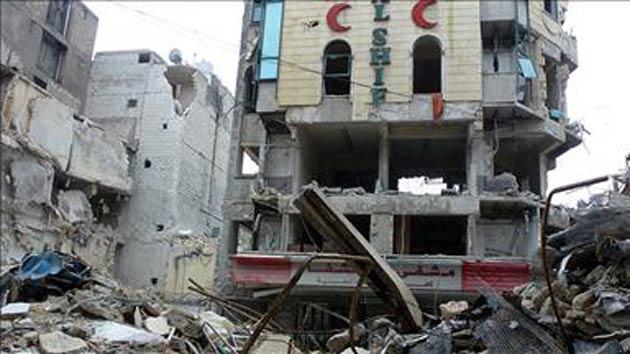 Kanada Suriye'deki hastane saldırısını kınadı