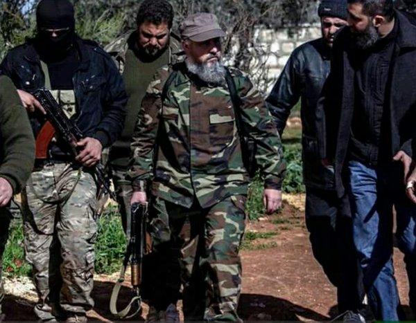 Halep'te muhalifler Ahrar liderliğinde birleşti