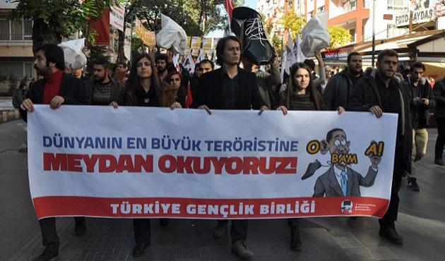 Obama'ya 'terörist' diyen TGB'lilere beraat