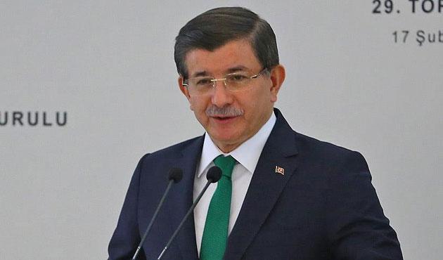 Başbakan Davutoğlu İran'a gidiyor