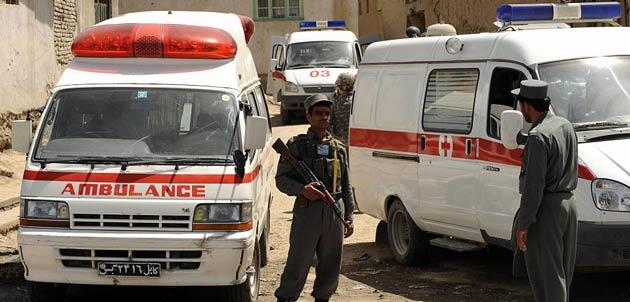 ABD'den Afganistan'da yine hastane saldırısı
