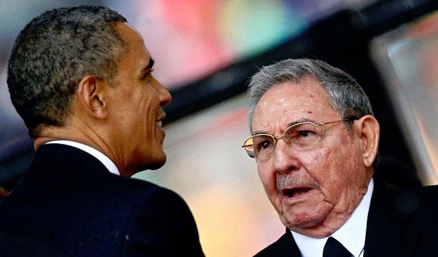 Obama Küba'ya gidiyor