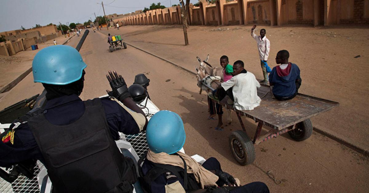 Gineliler Mali'deki askerlerini geri istiyor