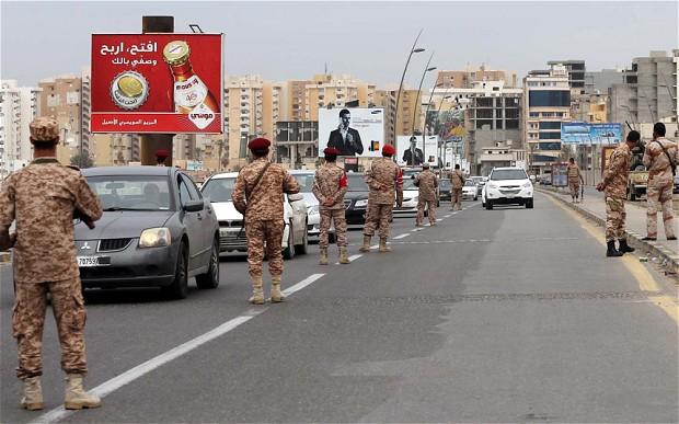 Fas da Libya'ya askeri müdahaleye karşı