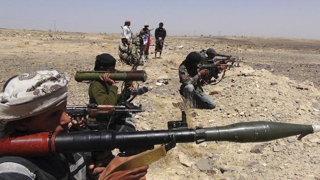 Yemen'de bir şehir el-Kaide'ye geçti